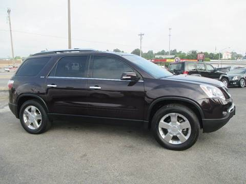 2008 GMC Acadia for sale at Henderson Auto Sales in Poplar Bluff MO