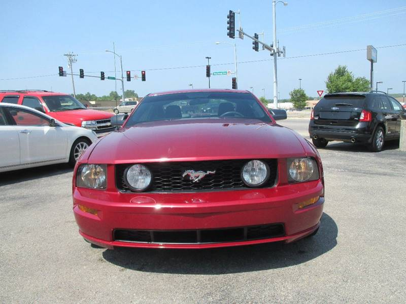 2005 Ford Mustang for sale at Henderson Auto Sales in Poplar Bluff MO