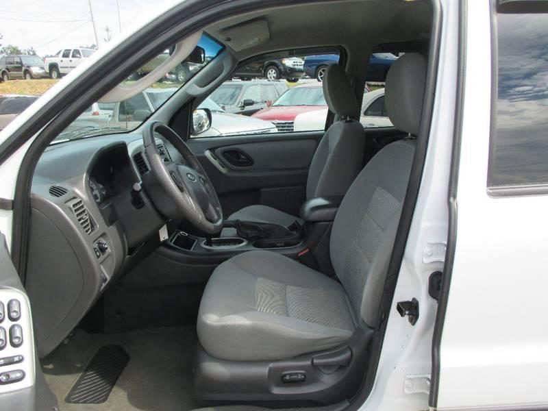 2006 Ford Escape for sale at Henderson Auto Sales in Poplar Bluff MO
