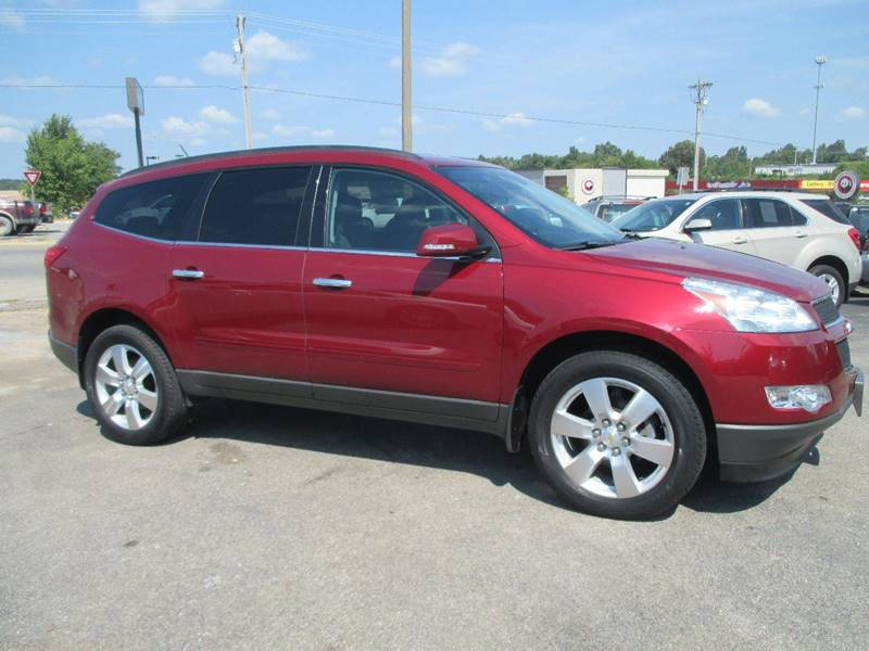 2011 Chevrolet Traverse for sale at Henderson Auto Sales in Poplar Bluff MO