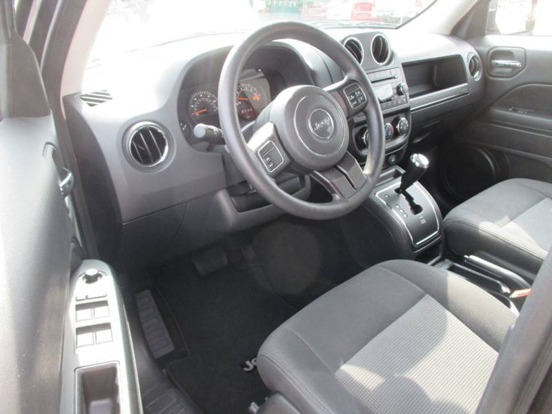 2016 Jeep Patriot for sale at Henderson Auto Sales in Poplar Bluff MO