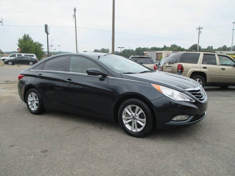 2013 Hyundai Sonata for sale at Henderson Auto Sales in Poplar Bluff MO