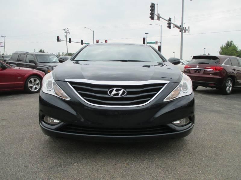 2013 Hyundai Sonata for sale at Henderson Auto Sales in Poplar Bluff MO