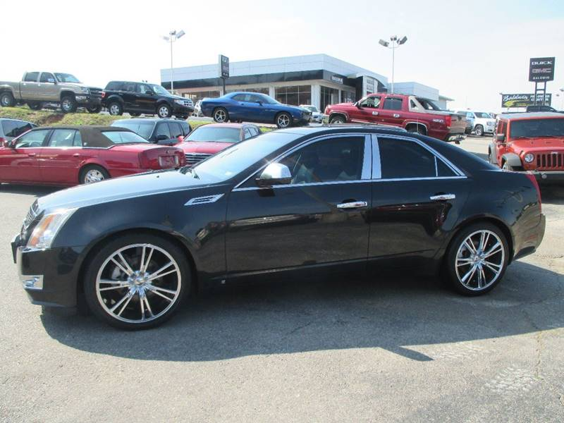 2009 Cadillac CTS for sale at Henderson Auto Sales in Poplar Bluff MO