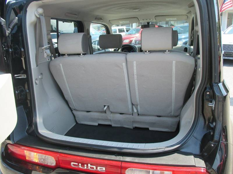 2009 Nissan cube for sale at Henderson Auto Sales in Poplar Bluff MO