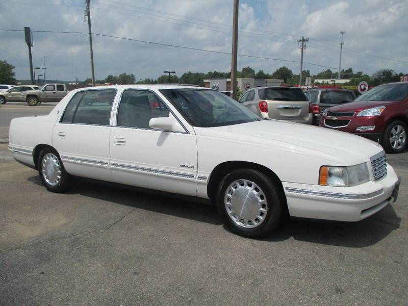 1999 Cadillac DeVille for sale at Henderson Auto Sales in Poplar Bluff MO