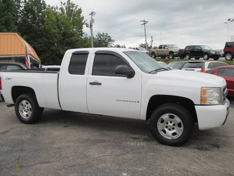 2007 Chevrolet Silverado 1500 for sale at Henderson Auto Sales in Poplar Bluff MO