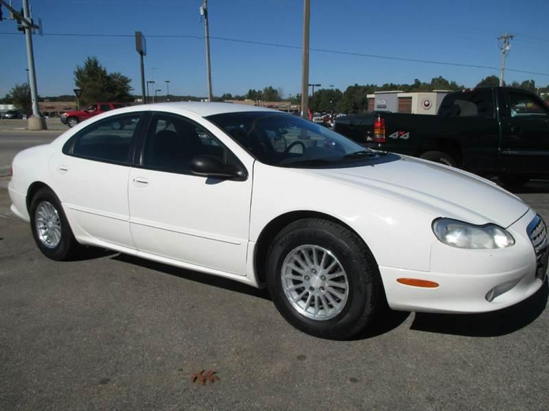 2002 Chrysler Concorde for sale at Henderson Auto Sales in Poplar Bluff MO
