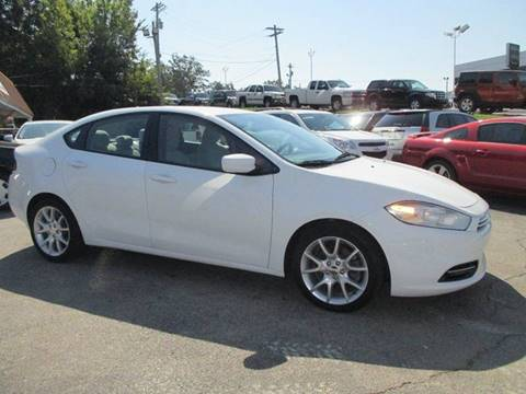 2013 Dodge Dart for sale at Henderson Auto Sales in Poplar Bluff MO