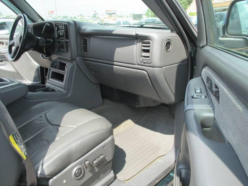 2003 Chevrolet Silverado 1500 for sale at Henderson Auto Sales in Poplar Bluff MO