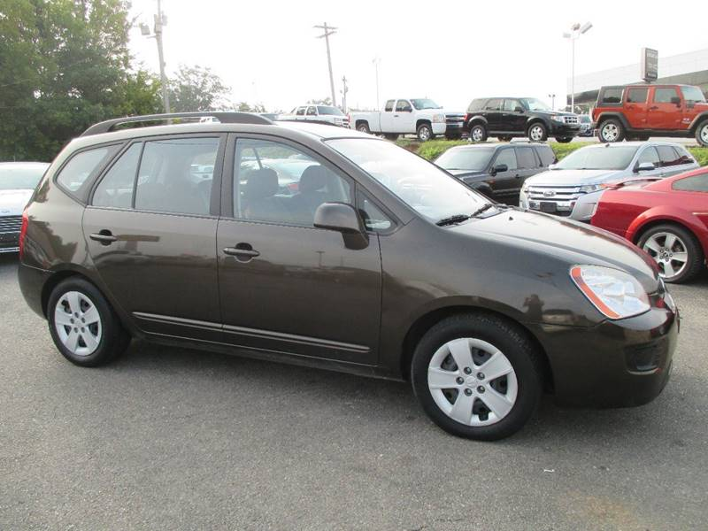 2009 Kia Rondo for sale at Henderson Auto Sales in Poplar Bluff MO
