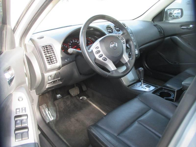 2009 Nissan Altima for sale at Henderson Auto Sales in Poplar Bluff MO