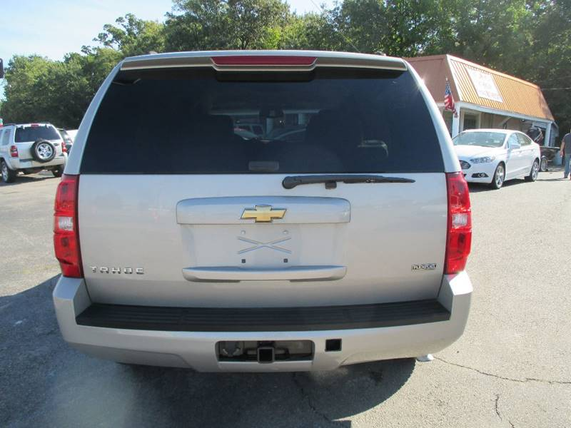 2007 Chevrolet Tahoe for sale at Henderson Auto Sales in Poplar Bluff MO