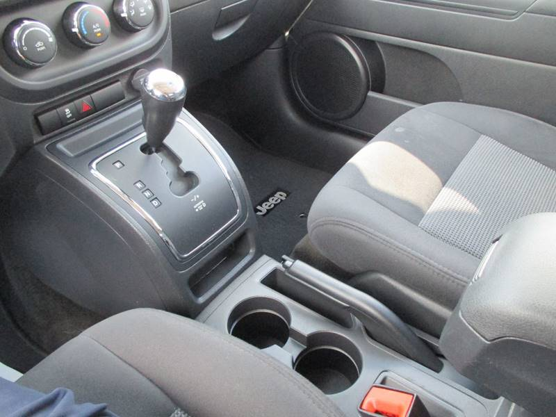 2015 Jeep Compass for sale at Henderson Auto Sales in Poplar Bluff MO