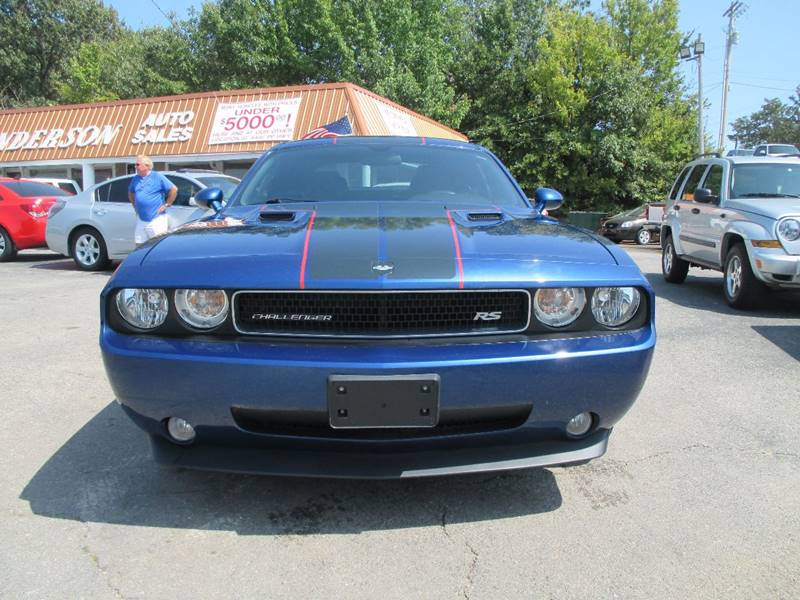 2010 Dodge Challenger for sale at Henderson Auto Sales in Poplar Bluff MO