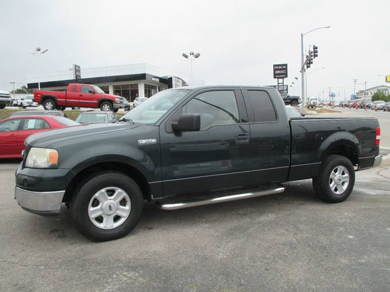 2004 Ford F-150 for sale at Henderson Auto Sales in Poplar Bluff MO