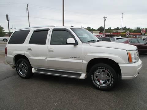 2005 Cadillac Escalade for sale at Henderson Auto Sales in Poplar Bluff MO