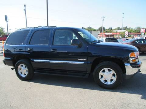 2006 GMC Yukon for sale at Henderson Auto Sales in Poplar Bluff MO