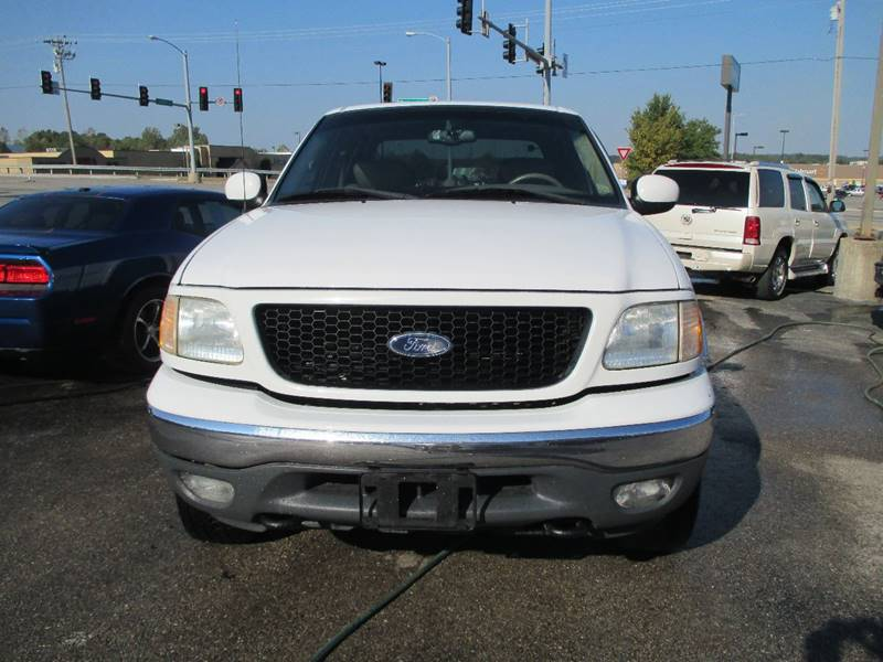 2001 Ford F-150 for sale at Henderson Auto Sales in Poplar Bluff MO