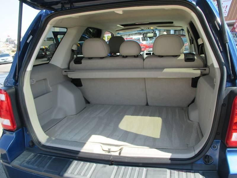 2008 Ford Escape for sale at Henderson Auto Sales in Poplar Bluff MO