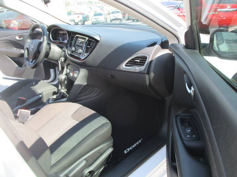 2016 Dodge Dart for sale at Henderson Auto Sales in Poplar Bluff MO