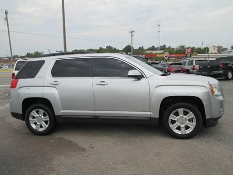 2013 GMC Terrain for sale at Henderson Auto Sales in Poplar Bluff MO
