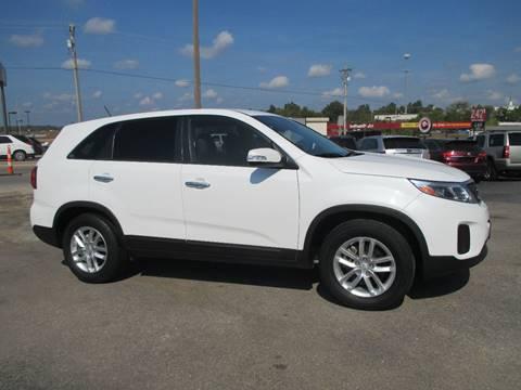 2015 Kia Sorento for sale at Henderson Auto Sales in Poplar Bluff MO