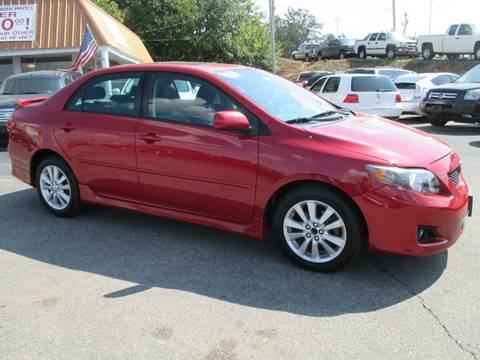 2010 Toyota Corolla for sale at Henderson Auto Sales in Poplar Bluff MO