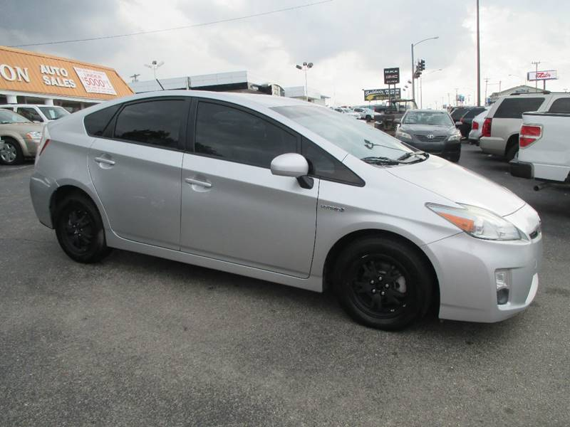 2010 Toyota Prius for sale at Henderson Auto Sales in Poplar Bluff MO