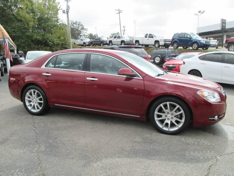 2011 Chevrolet Malibu for sale at Henderson Auto Sales in Poplar Bluff MO