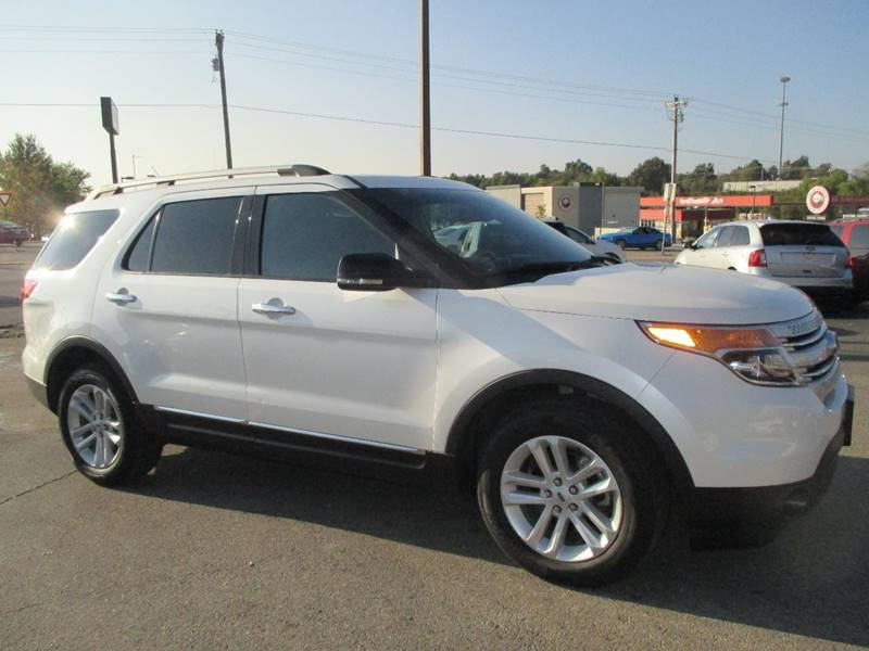 2012 Ford Explorer for sale at Henderson Auto Sales in Poplar Bluff MO