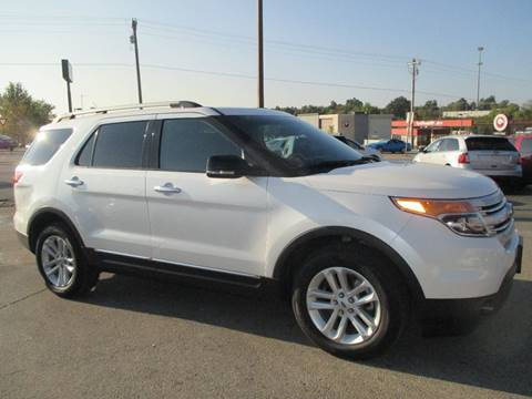 2012 Ford Explorer for sale in Poplar Bluff, MO