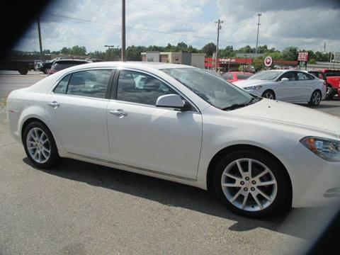 2011 Chevrolet Malibu for sale at Henderson Auto Sales in Poplar Bluff MO