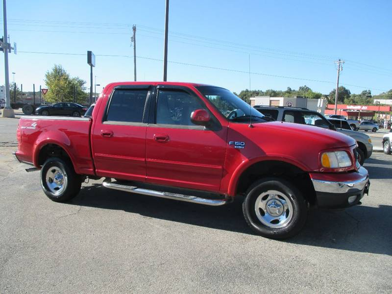 2003 Ford F-150 for sale at Henderson Auto Sales in Poplar Bluff MO