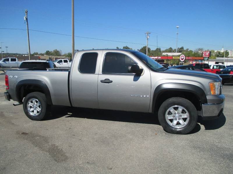2008 GMC Sierra 1500 for sale at Henderson Auto Sales in Poplar Bluff MO
