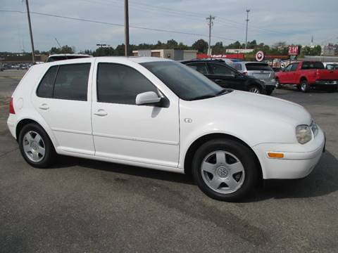 2002 Volkswagen Golf for sale at Henderson Auto Sales in Poplar Bluff MO