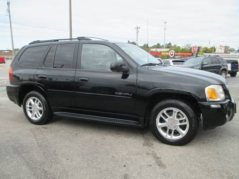 2006 GMC Envoy for sale at Henderson Auto Sales in Poplar Bluff MO