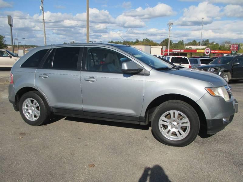 2007 Ford Edge SEL Plus & Henderson Auto Sales - Used Cars - Poplar Bluff MO Dealer markmcfarlin.com