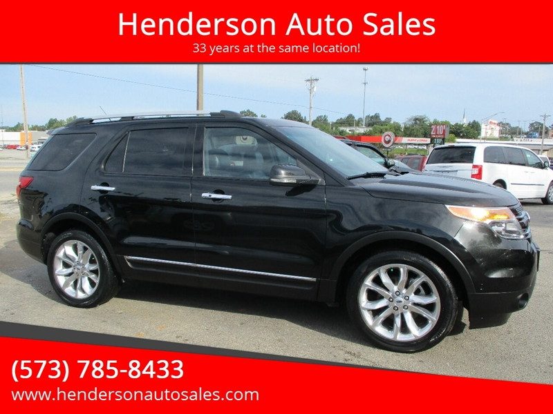 Henderson Auto Sales – Car Dealer in Poplar Bluff, MO