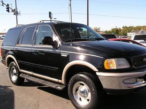 1998 Ford Expedition for sale at Henderson Auto Sales in Poplar Bluff MO