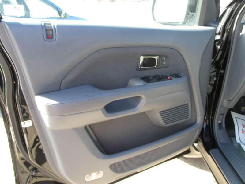 2008 Honda Pilot for sale at Henderson Auto Sales in Poplar Bluff MO