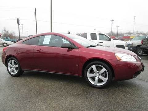 2008 Pontiac G6 for sale at Henderson Auto Sales in Poplar Bluff MO