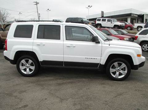 2014 Jeep Patriot for sale at Henderson Auto Sales in Poplar Bluff MO