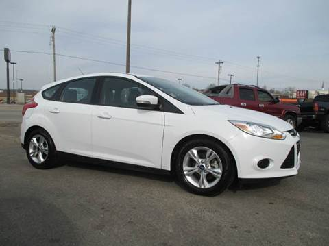 2014 Ford Focus for sale at Henderson Auto Sales in Poplar Bluff MO