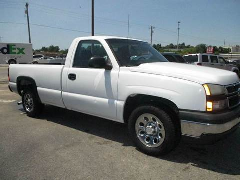 2006 Chevrolet Silverado 1500 for sale at Henderson Auto Sales in Poplar Bluff MO
