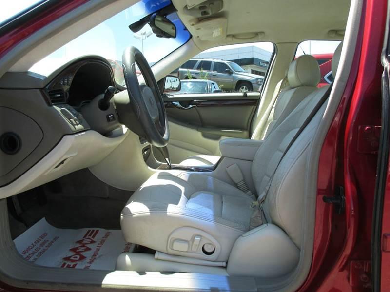 2001 Cadillac DeVille for sale at Henderson Auto Sales in Poplar Bluff MO