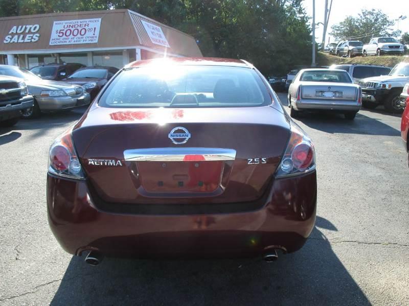 2012 Nissan Altima for sale at Henderson Auto Sales in Poplar Bluff MO