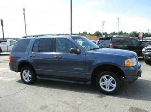 2005 Ford Explorer for sale at Henderson Auto Sales in Poplar Bluff MO