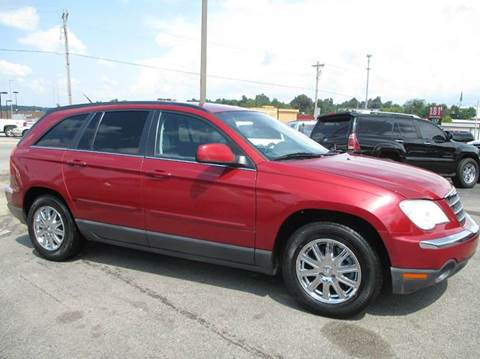 2007 Chrysler Pacifica for sale at Henderson Auto Sales in Poplar Bluff MO