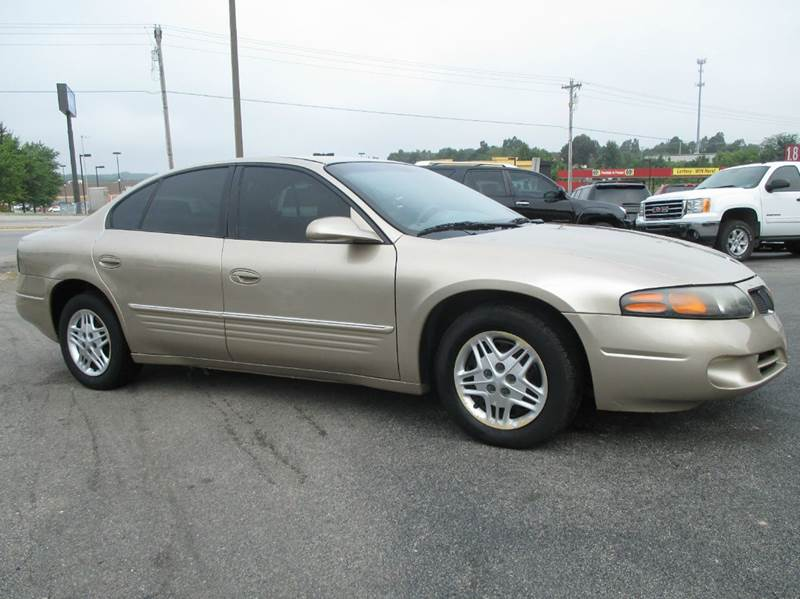 2005 Pontiac Bonneville for sale at Henderson Auto Sales in Poplar Bluff MO